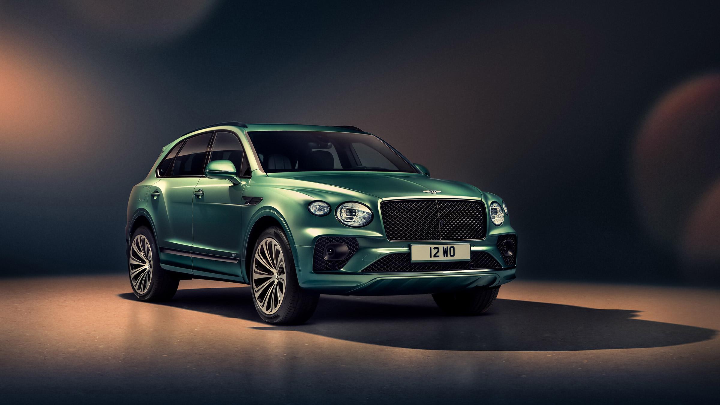 2020 Bentley Bentayga revealed