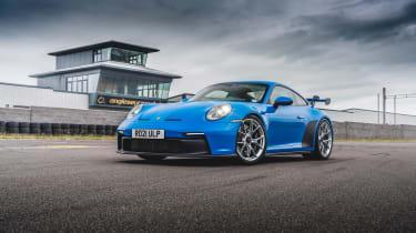 992 Porsche 911 GT3 manual – front static