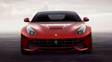 New Ferrari F12 Berlinetta revealed