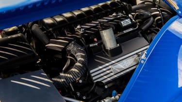 Morgan Plus 8 50th Anniversary Edition - engine