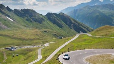 Aston Martin DBS Superleggera drive - high