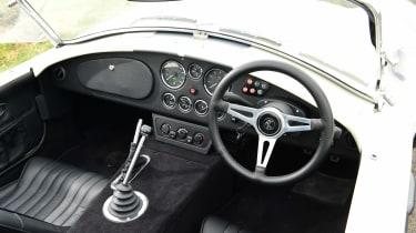AC Cobra 378 Superblower MkIV - interior