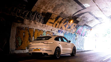 Porsche Cayenne Coupe Turbo – static