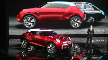 Beijing show: MG Icon