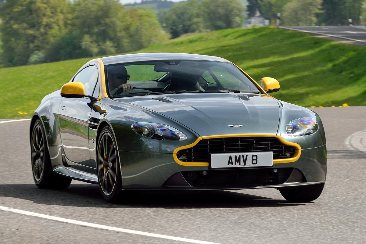 Aston Martin V8 Vantage N430 Review Price And Specs Evo