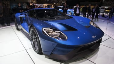 2016 Ford GT - show pic