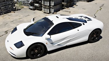 McLaren F1 coming up for sale