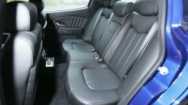 Maserati Q'porte Sport GT S interior