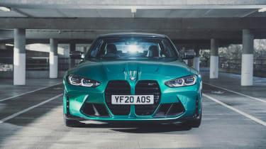 BMW current range - M3
