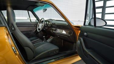 Porsche Classic Project Gold - Interior