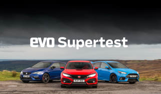 evo hot hatch supertest