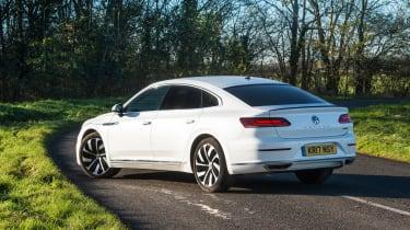 Volkswagen Arteon – rear quarter