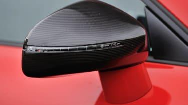2013 Audi TT RS Plus carbon fibre wing mirror