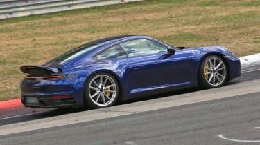 992 Porsche 911 prototype - rear quarter