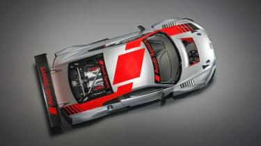 Audi 2018 R8 LMS front quarter - otp