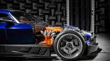 TVR Speed 12 - wheel