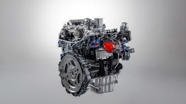 Jaguar F-Type four-cylinder - Ingenium engine
