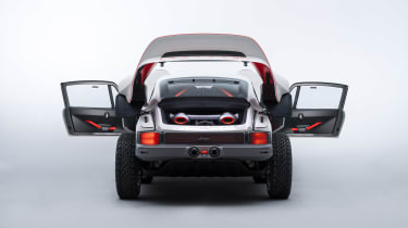 Singer Vehicle Design ACS - studio rear engine