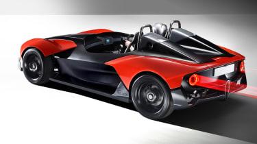 Zenos E10 rear