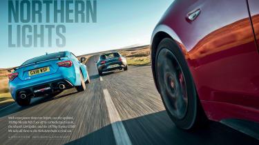 evo 256 - £30k sports cars
