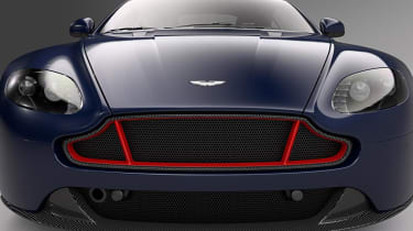 Aston Martin Vantage Red Bull Racing - front