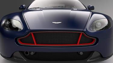 Aston Martin Vantage Red Bull Racing - front