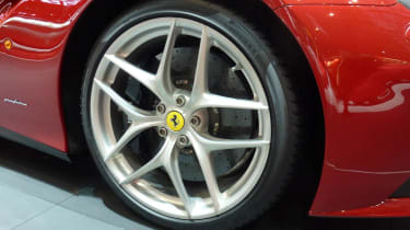 Ferrari F12 Berlinetta alloy wheel