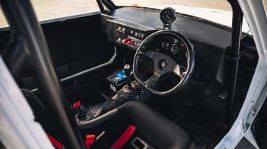 Silverstone Auctions - Mazda RX-3 interior