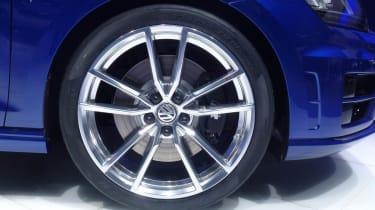VW Golf R mk7 alloy wheel