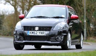 2013 Suzuki Swift Sport SZ-R