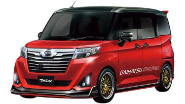 Tokyo Auto Salon - Daihatsu