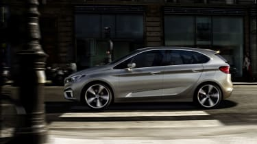 Front-wheel-drive BMWs on the way