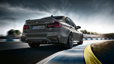BMW M3 CS  – rear quarter