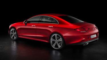 Mercedes-Benz CLS – rear quarter
