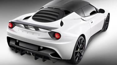 Lotus to partner with Mansory for upgrade kits