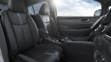 Nissan Leaf mk2 - interior 3