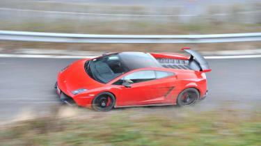 Lamborghini Gallardo LP570-4 Super Trofeo Stradale video