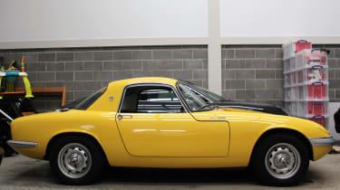 1966 Lotus Elan Coupe