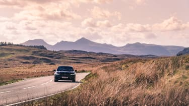 BMW 7-series review - nose