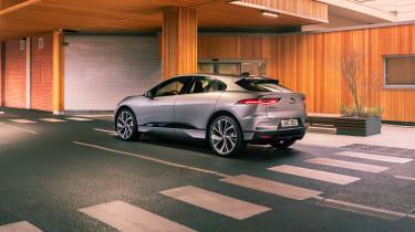 Jaguar I Pace – rear quarter static