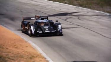 Le Mans 2012: Audi R18 e-tron video