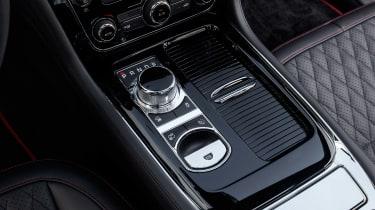 Jaguar XJR575 Portugal - console