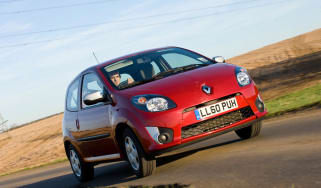 Renault Twingo Bizu new car review