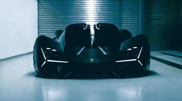Lamborghini Terzo Millennio - lights