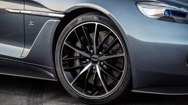 Aston Martin Zagato Volante -