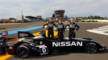 Le Mans 2012: Nissan Deltawing