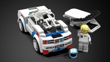 LEGO Peugeot 205 T16 - studio3
