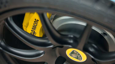 Lotus Exige Sport 410 –  wheel