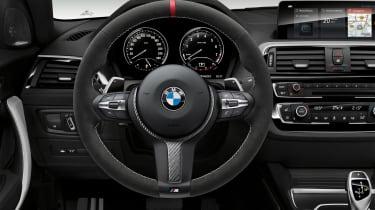 BMW M240i M Performance - interior