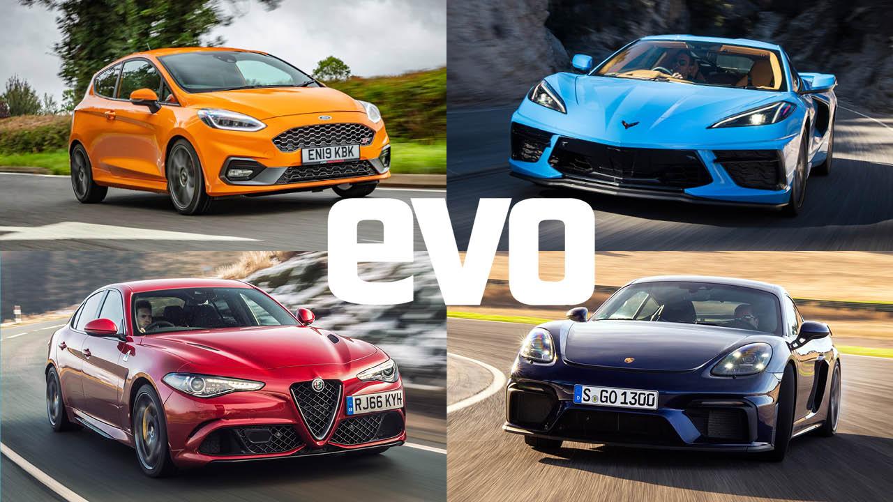 Best driver's cars 2021   evo